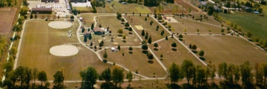Williams Township Park Aerial View